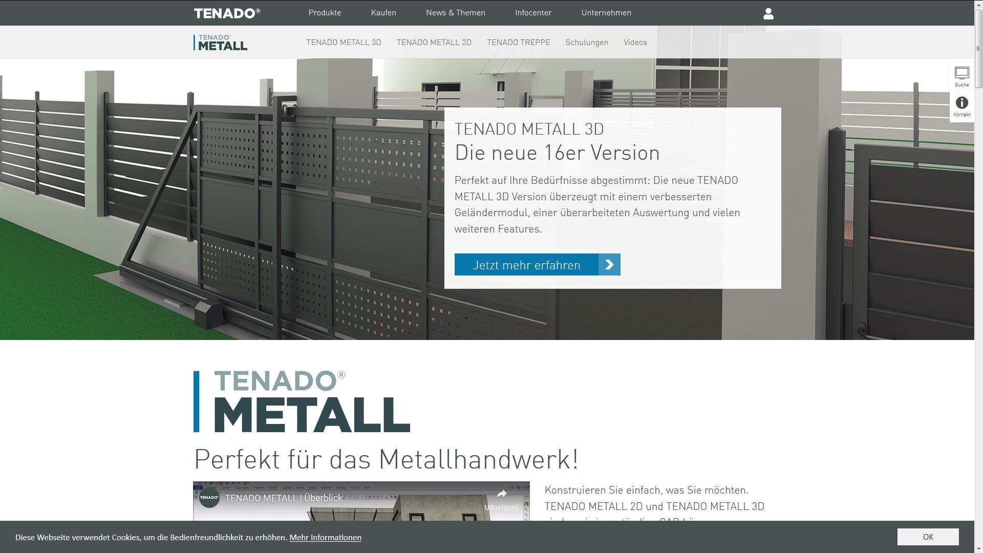 Tenado Metal