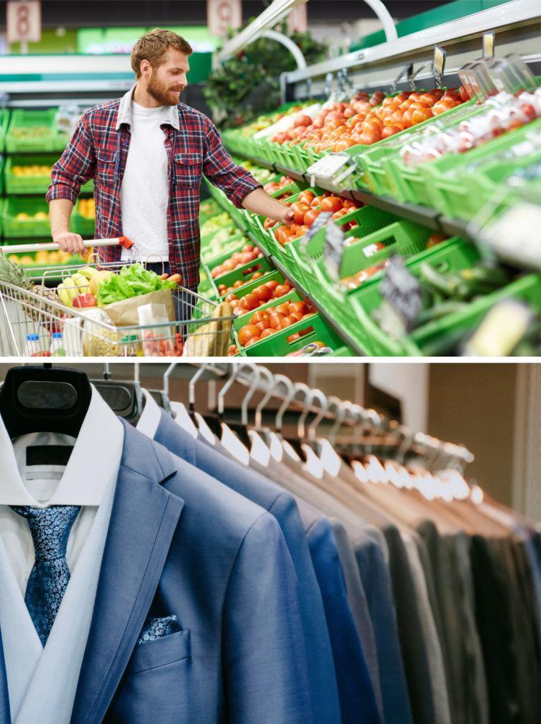 systemy wyposażenia sklepów